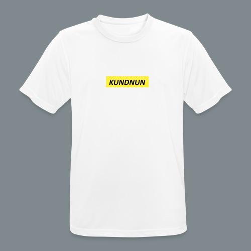 Kundnun official - Mannen T-shirt ademend actief