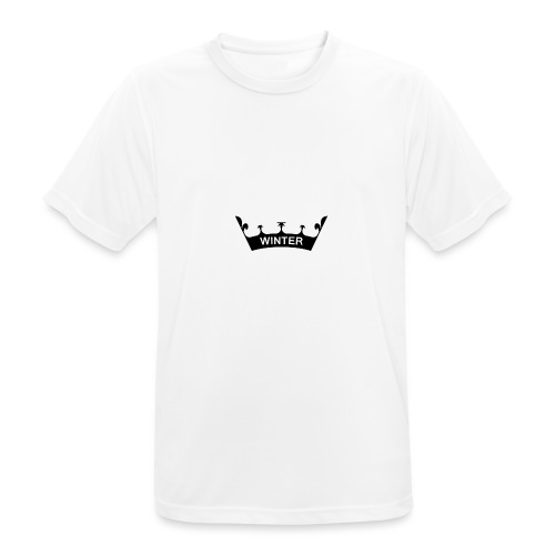 winter_crown - Männer T-Shirt atmungsaktiv