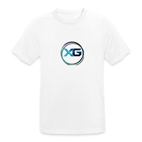 XG T-shirt - Mannen T-shirt ademend