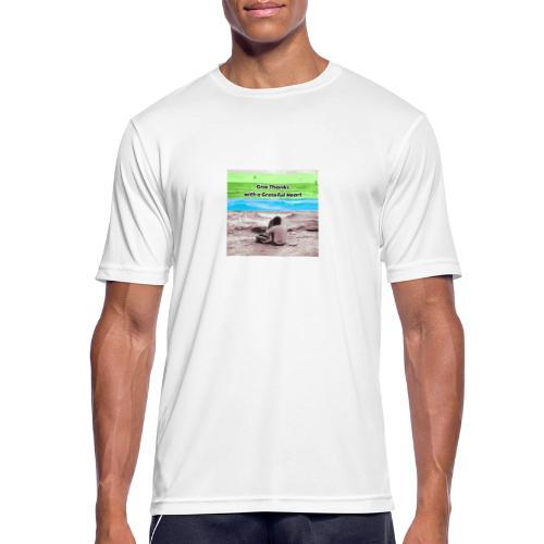 660A4930 87FD 4EB1 B2CC 08CABA14062C - Herre T-shirt svedtransporterende