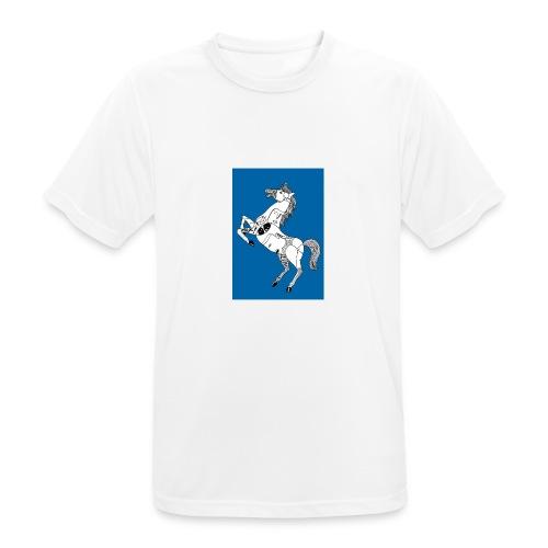 Danse équestre - T-shirt respirant Homme