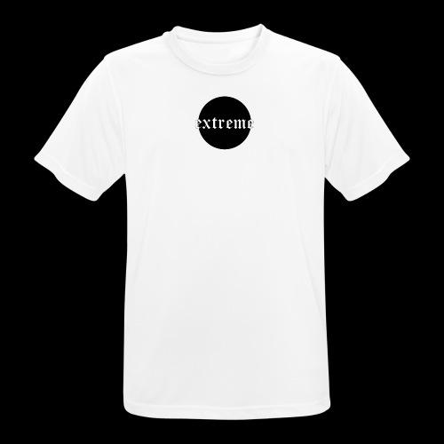 extreme black - Men's Breathable T-Shirt