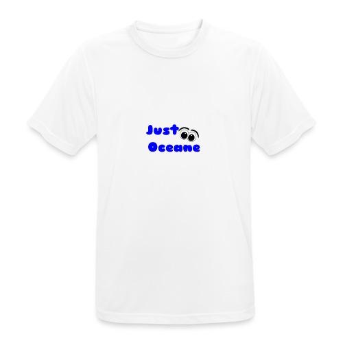 justoceane shirt vrouwen - Mannen T-shirt ademend