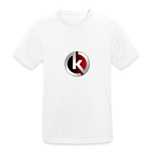 Karma - T-shirt respirant Homme