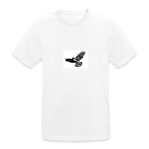 Haukka - miesten tekninen t-paita