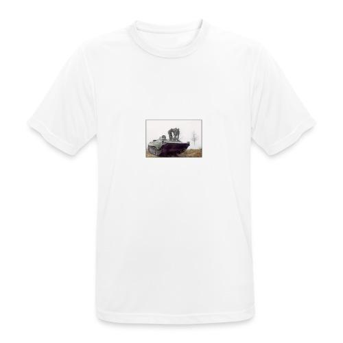 bwp2 - Koszulka męska oddychająca