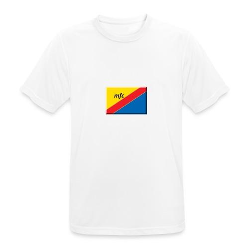Mambo fc - Maglietta da uomo traspirante