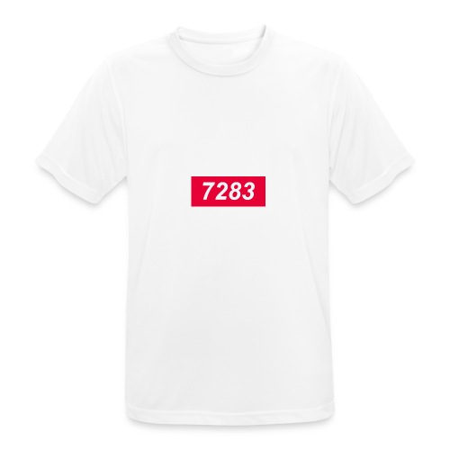 7283-Red - Men's Breathable T-Shirt