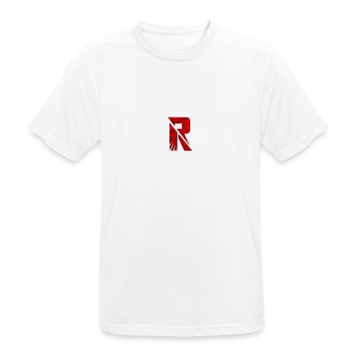 RaZe R Logo - Men's Breathable T-Shirt