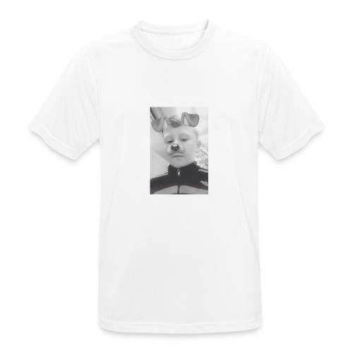 Streetwear - Men's Breathable T-Shirt