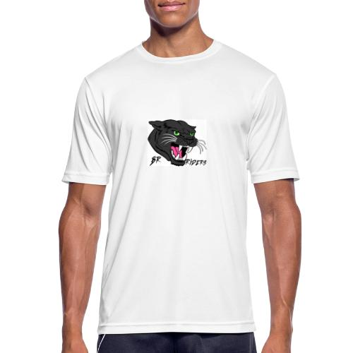 BR Riders - Herre T-shirt svedtransporterende