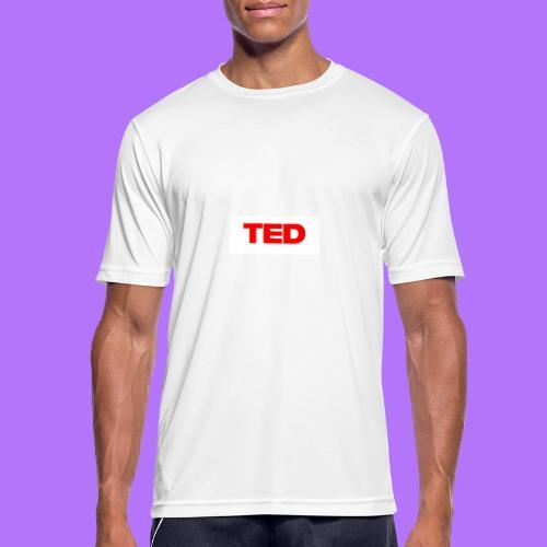 Collection 2 - Männer T-Shirt atmungsaktiv