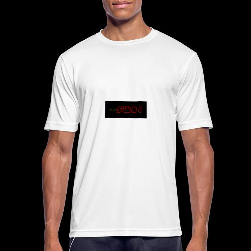 swai red box logo - Männer T-Shirt atmungsaktiv