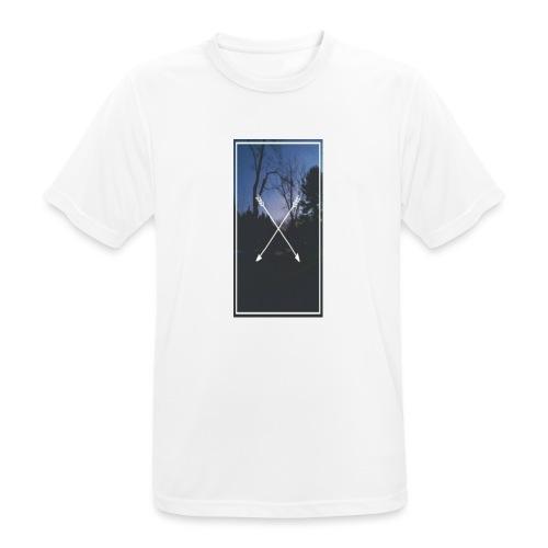 Bosque Flexhas - Camiseta hombre transpirable