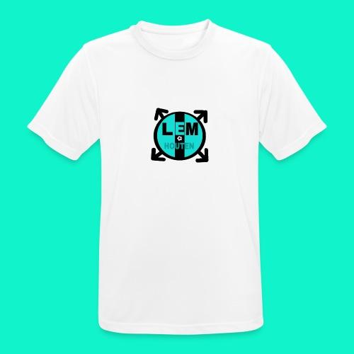 LEM SPORT CLUB - Mannen T-shirt ademend actief