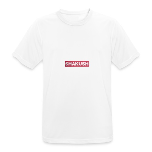 Shakush - Men's Breathable T-Shirt