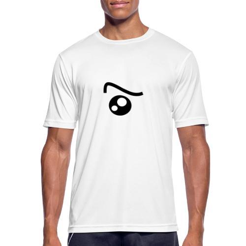 Eye - Mannen T-shirt ademend actief