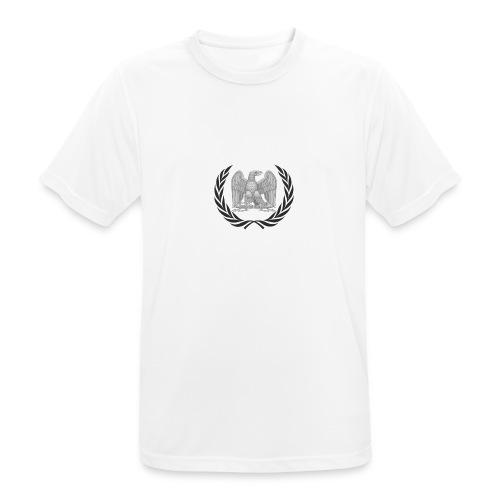 Aigle et laurier impériaux - T-shirt respirant Homme