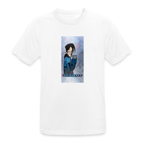 Valp Mobilskal png - Andningsaktiv T-shirt herr