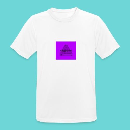 2018 logo - Men's Breathable T-Shirt