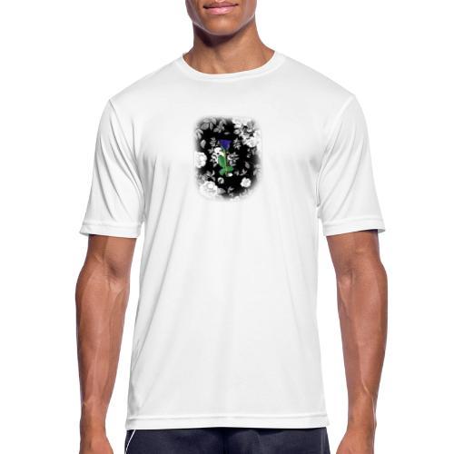 Forsaken Rose - Men's Breathable T-Shirt