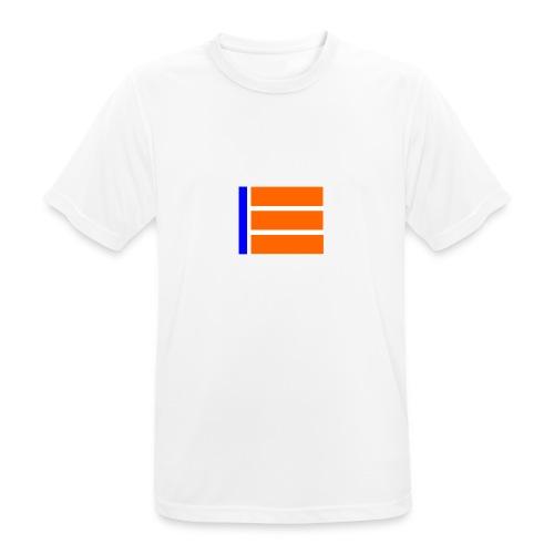 BG LOGO - Männer T-Shirt atmungsaktiv