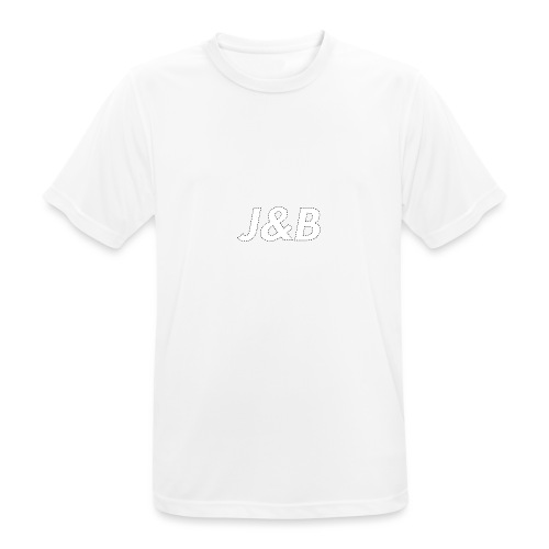 J&B - Camiseta hombre transpirable