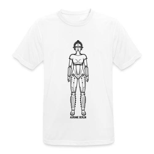 Maria - Männer T-Shirt atmungsaktiv