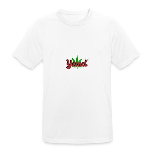 yard 420 - Mannen T-shirt ademend actief