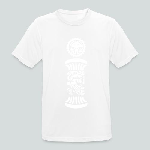 Mayan Sun - Maglietta da uomo traspirante