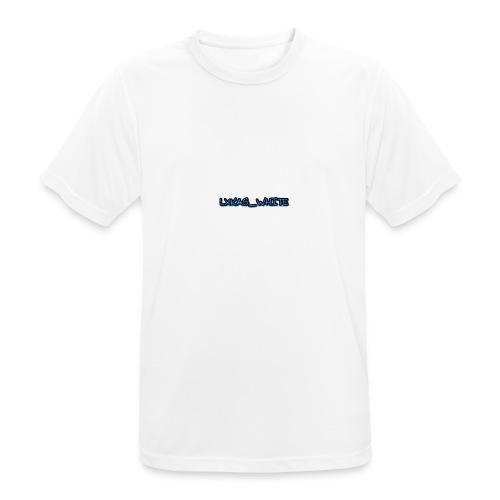 grafiti lxkas Logo - Männer T-Shirt atmungsaktiv