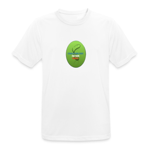 unnamed_opt-png - T-shirt respirant Homme