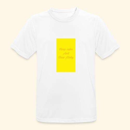 1504809773707 - Maglietta da uomo traspirante