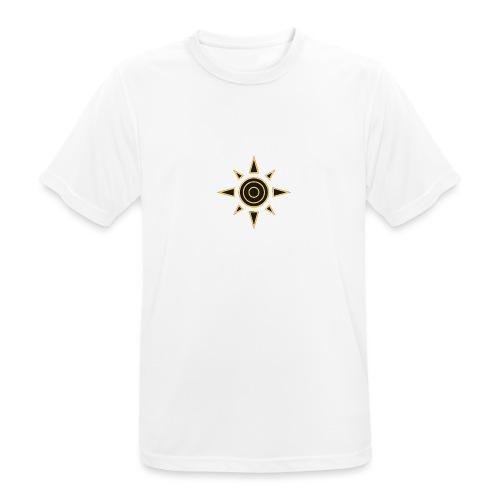 digimon 01 - Camiseta hombre transpirable