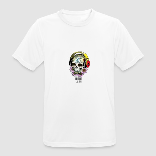 smiling_skull - Men's Breathable T-Shirt