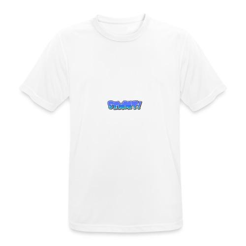 senden - Männer T-Shirt atmungsaktiv