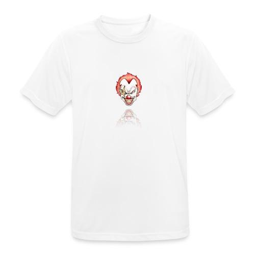 clown-png - Mannen T-shirt ademend actief