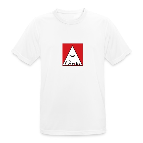 theodoo 1 - Andningsaktiv T-shirt herr