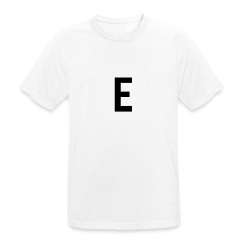 letter e 512 png - Men's Breathable T-Shirt