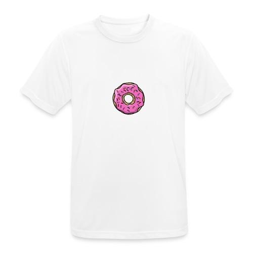 donut - Männer T-Shirt atmungsaktiv