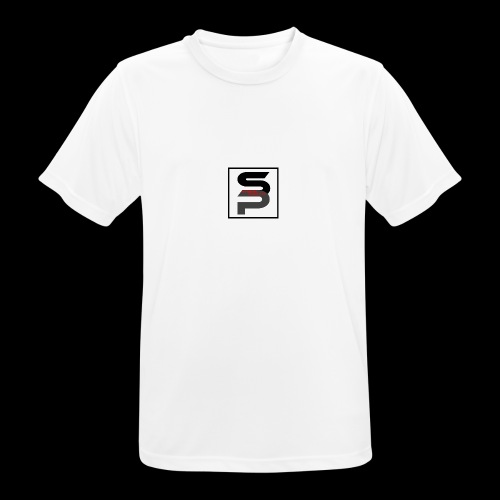 Synergy Products Logo - Men's Breathable T-Shirt
