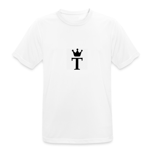 King Tobias of Norway - Pustende T-skjorte for menn
