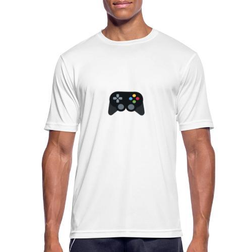 Spil Til Dig Controller Kollektionen - Herre T-shirt svedtransporterende