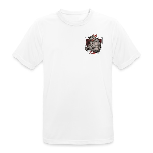 mouse logo - Men's Breathable T-Shirt