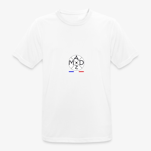 Mad ZarTax - T-shirt respirant Homme