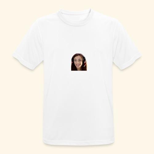 Nhivien1 - Maglietta da uomo traspirante