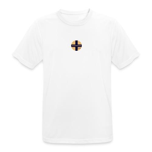 ! - Andningsaktiv T-shirt herr