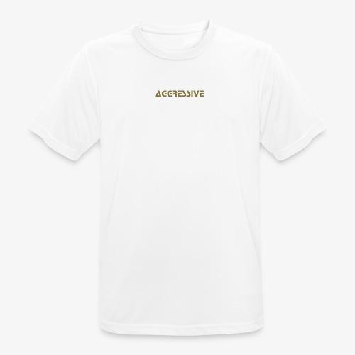 Aggressive Name - Camiseta hombre transpirable
