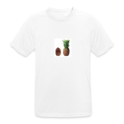 Pineapple - Men's Breathable T-Shirt