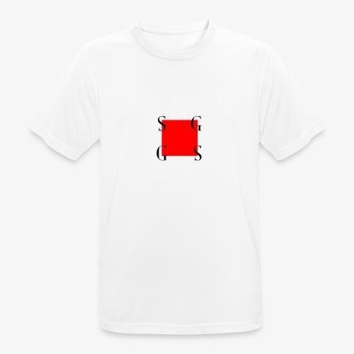 Modern Mag - Mannen T-shirt ademend